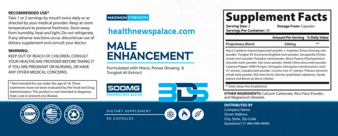 3DS Male Enhancement