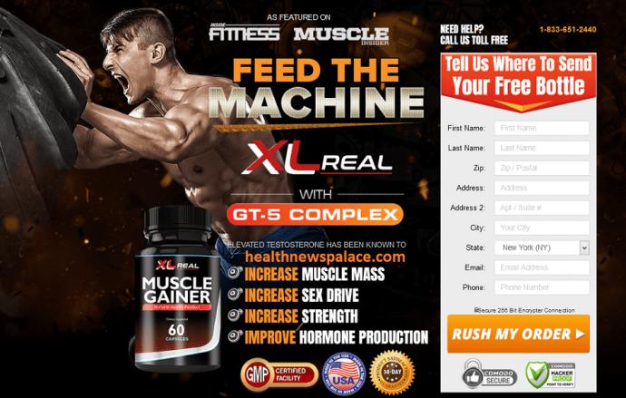 Bio Enhance Muscle